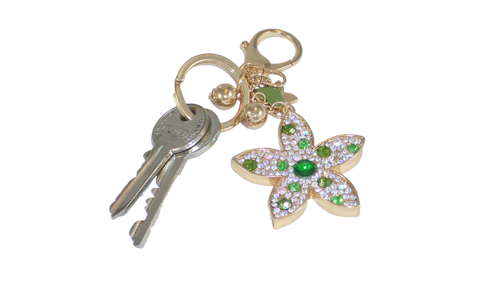 Schlüsselanhänger Mode Schmuck
